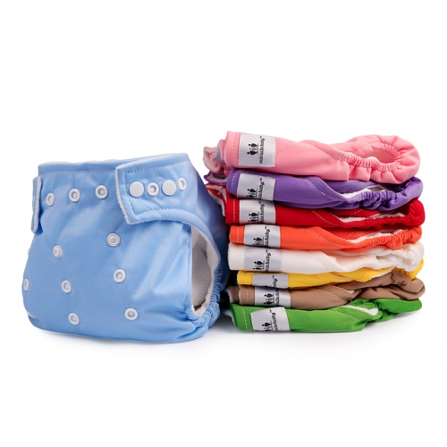 Miracle Baby Cloth Diapers Pants Reusable Pocket Diapers for Baby Waterproof Underwear